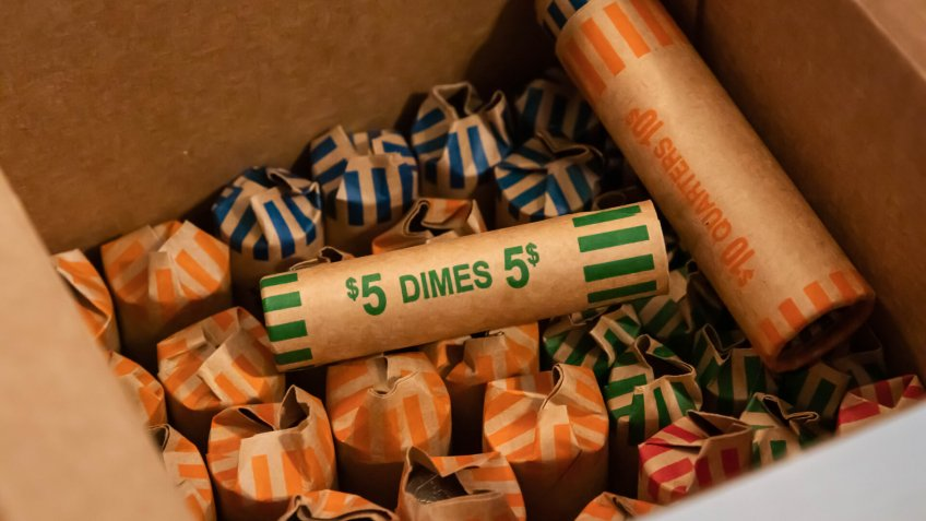 rolls of us coins