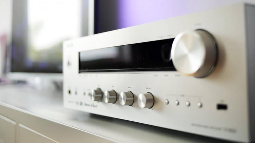 stereo gear
