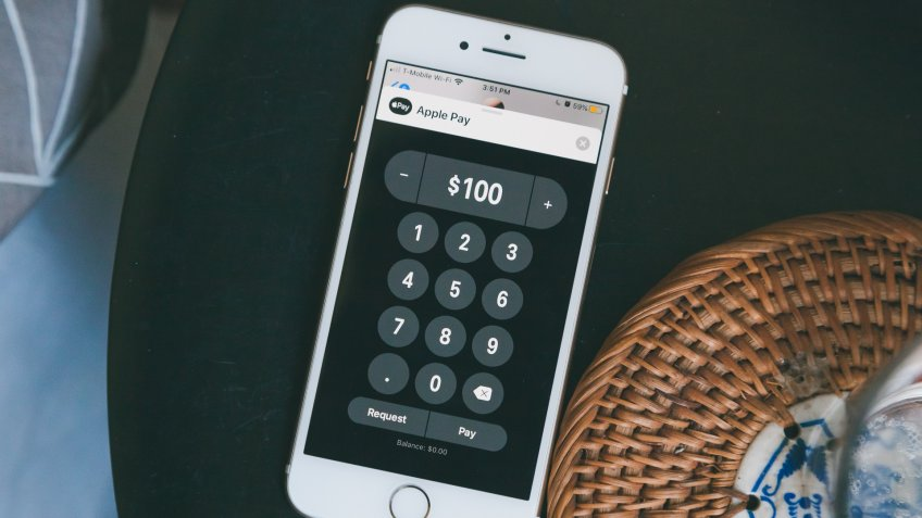 Apple Pay payment app