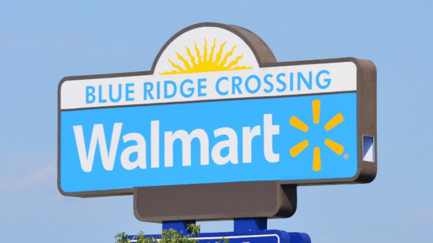 Blue Ridge Crossing formerly Blue Ridge Mall in Independence, Missouri.