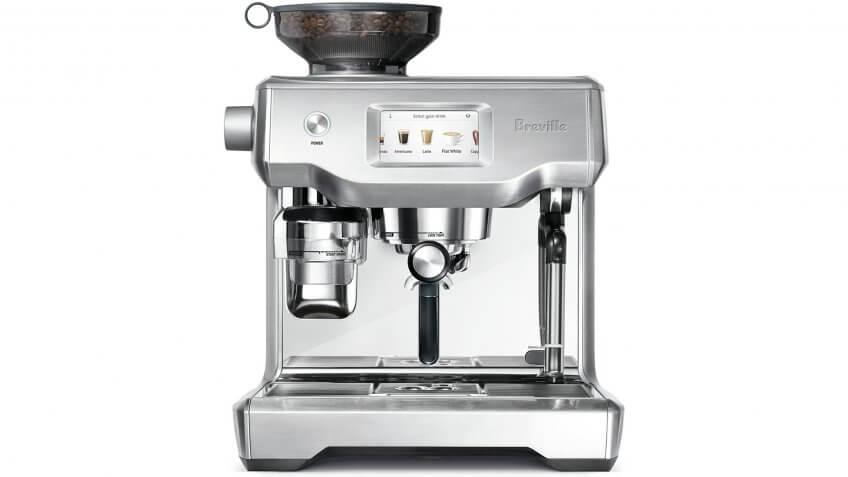 Breville Oracle Touch Espresso Machine - Amazon
