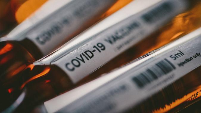 Coronavirus vaccine.