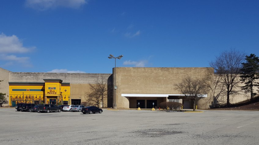 Century III Mall — West Mifflin, Pennsylvania exterior.