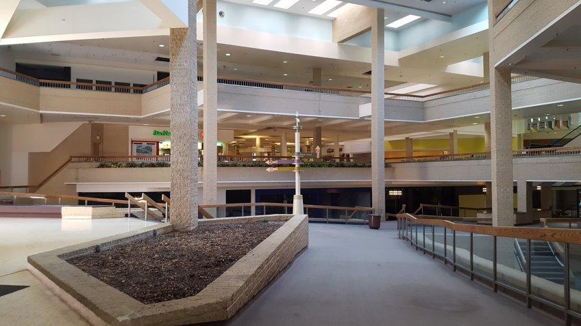 Century III Mall — West Mifflin, Pennsylvania interior.