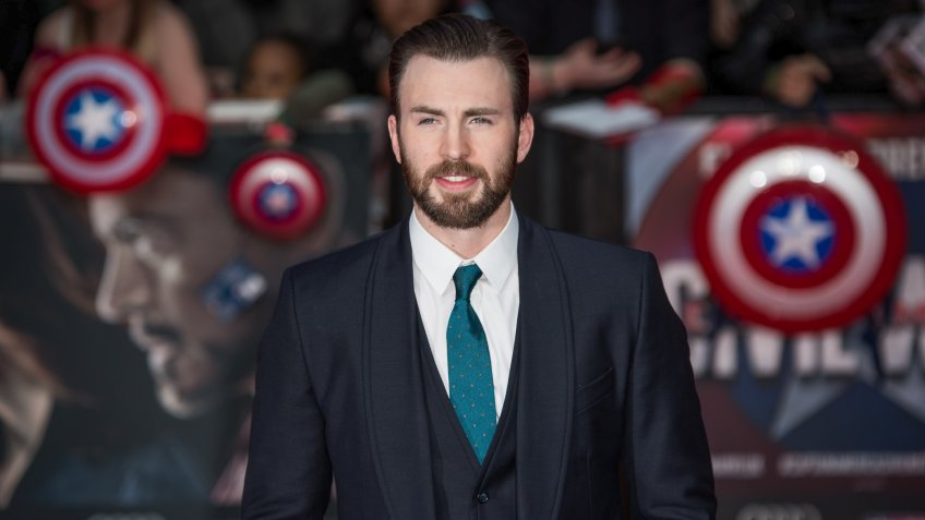 Mandatory Credit: Photo by Vianney Le Caer/Invision/AP/Shutterstock (9053389bh)Actor Chris Evans poses for photographers upon arrival at the premiere of the film 'Captain America Civil War' in LondonBritain Captain America Civil War Premiere, London, United Kingdom.