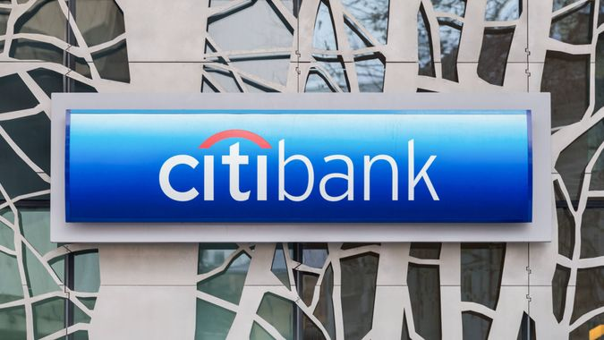 Citibank store front