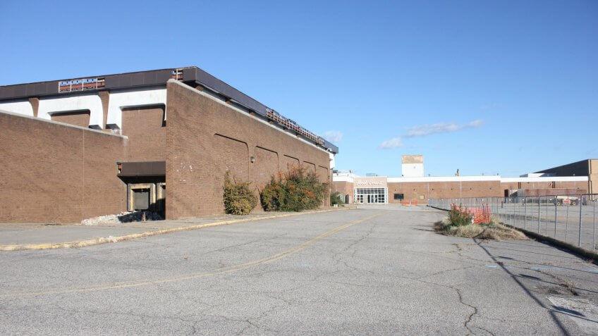 Cloverleaf Mall in Chesterfield, Virginia.