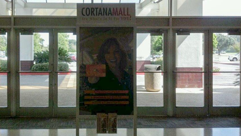 Cortana Mall — Baton Rouge, Louisiana entrance.
