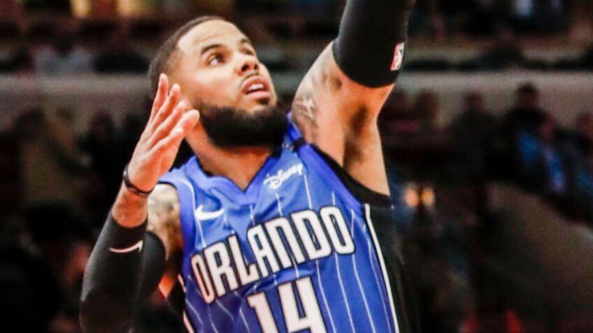 D.J. Augustin, Orlando Magic, basketball