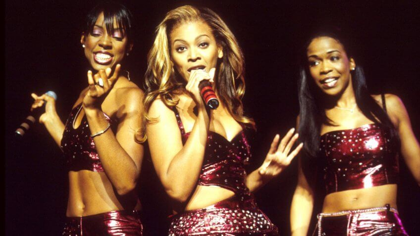 Mandatory Credit: Photo by Rtcanova/Mediapunch/Shutterstock (9631063a)Destiny's ChildDestiny's Child in Concert.
