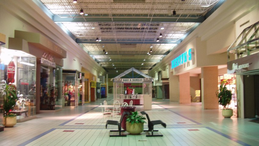 Eastland Mall in Tulsa, Oklahoma.