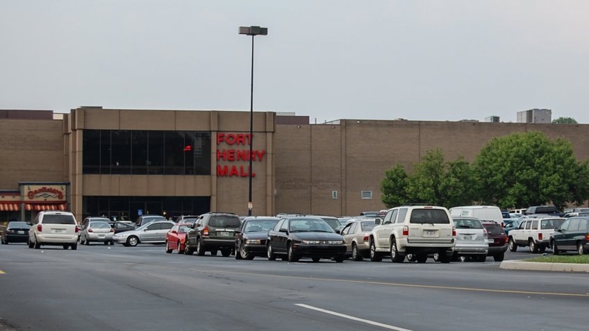 Fort Henry Mall in Kingsport, Tennessee.