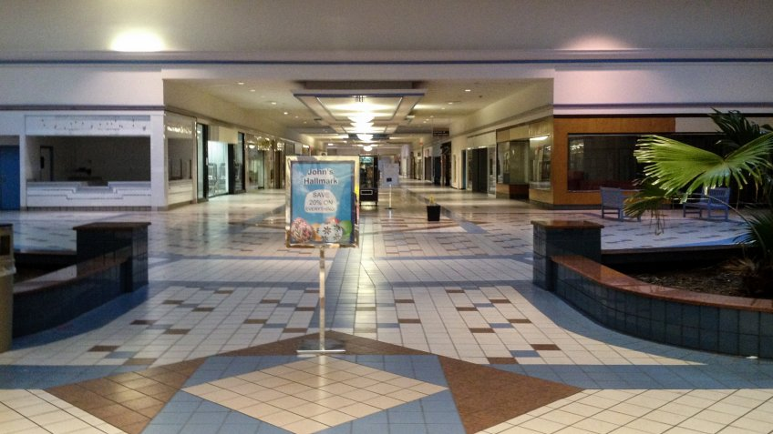 Frederick Towne Mall in Frederick, Maryland.