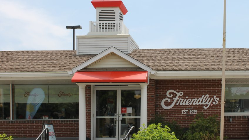 Friendly's restaurant
