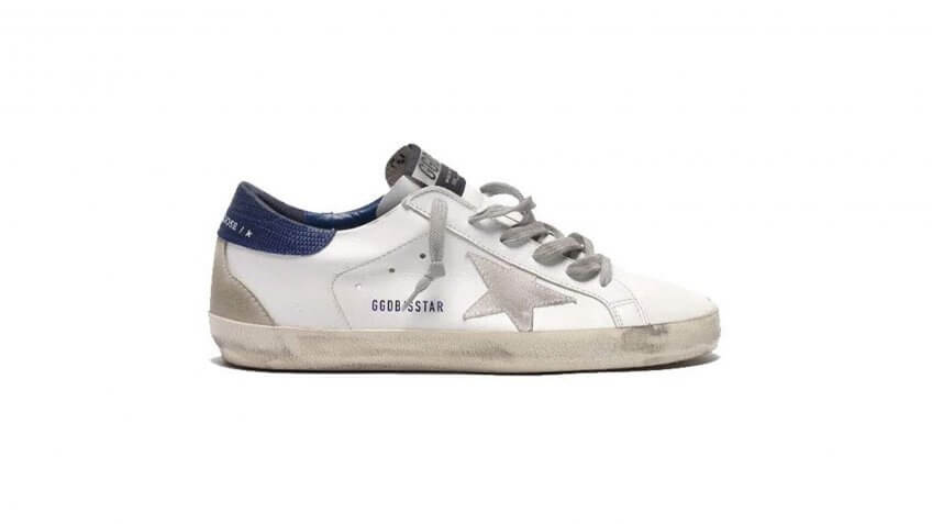GGDB Superstar leather sneakers - Amazon