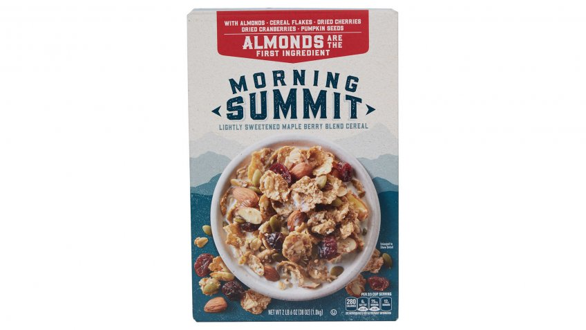 General Mills Morning Summit Cereal - Costco