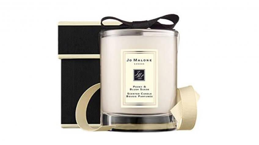 Jo Malone Peony & Blush Suede Luxury Candle - Amazon