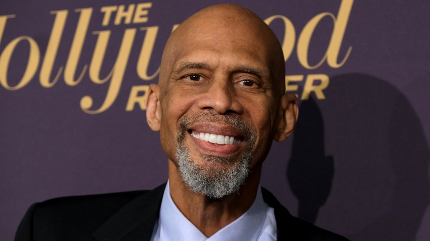Kareem Abdul Jabbar The Hollywood Reporter Oscar Nominees Night Celebration, CUT Beverly Hills, Los Angeles, USA - 04 Feb 2019.