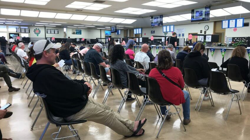 Los Angeles DMV
