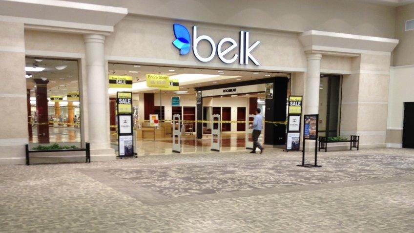 Macon Mall in Macon Georgia.