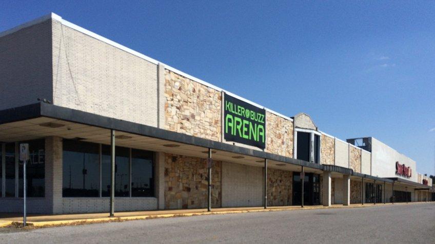 McFarland Mall in Tuscaloosa, Alabama.