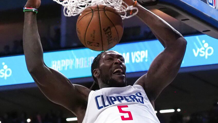 Los Angeles Clippers, Montrezl Harrell