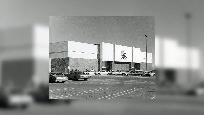 North Towne Square Mall - Lion Department store - Toledo, Ohio