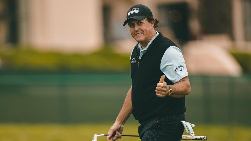 Phil MIckelson golfer-