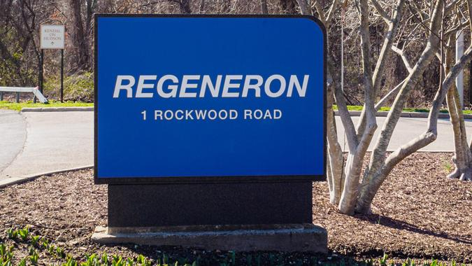 Tarrytown, NY - March 21, 2020 - This week Regeneron Pharmaceuticals announced clinical trials of arthritis drug Kevzara to treat Covid-19; they hope to trial an antibody cocktail therapy by summer.