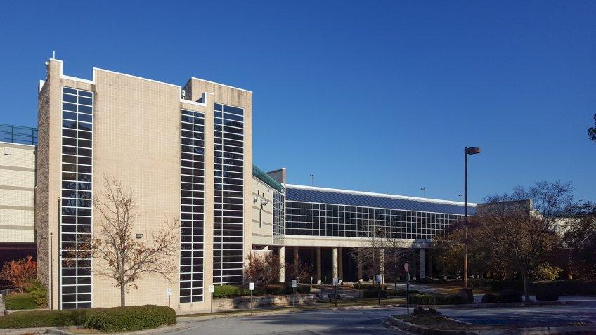 Richland Mall in Columbia, South Carolina.