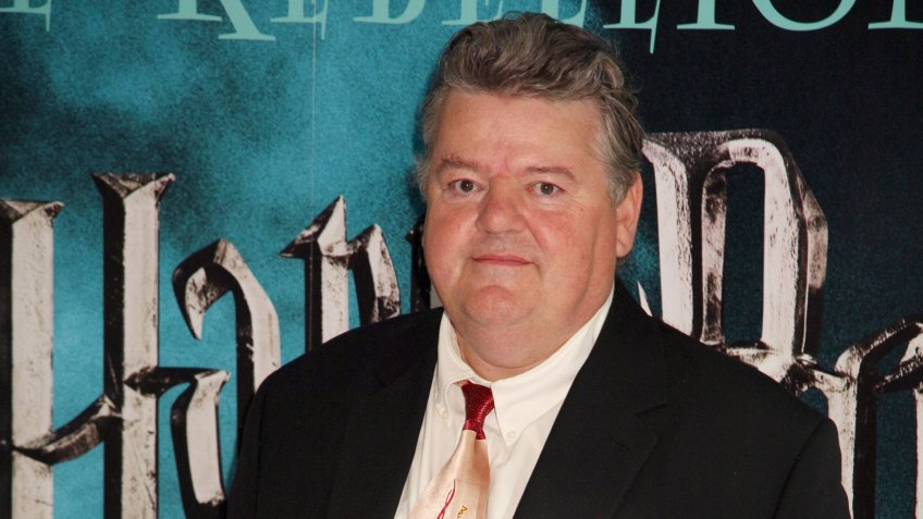 Mandatory Credit: Photo by Richard Young/Shutterstock (673410cl)Robbie Coltrane'Harry Potter and the Order of the Phoenix' film premiere, London, Britain - 03 Jul 2007.