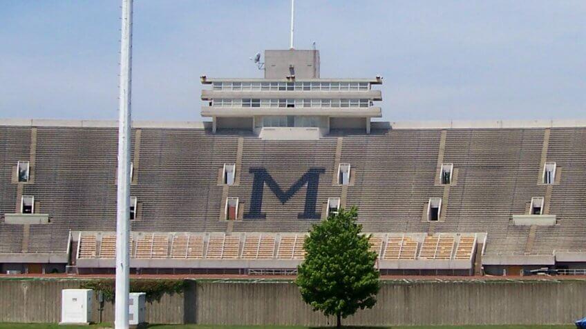 Roy Stewart Stadium in Murray, Kentucky