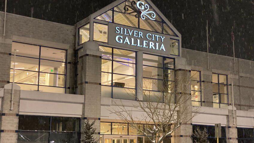 Silver City Galleria — Taunton, Massachusetts.