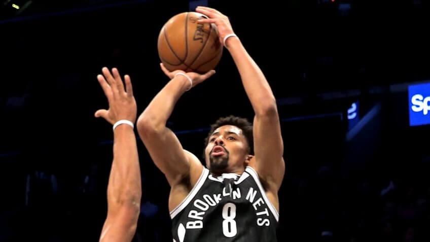 Spencer Dinwiddie, Brooklyn Nets