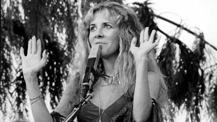 Mandatory Credit: Photo by Nancy Barr Brandon/Mediapunch/Shutterstock (8899780a)Stevie Nicks of Fleetwood Mac 1978 Higher Rates ApplyNicks, Stevie.