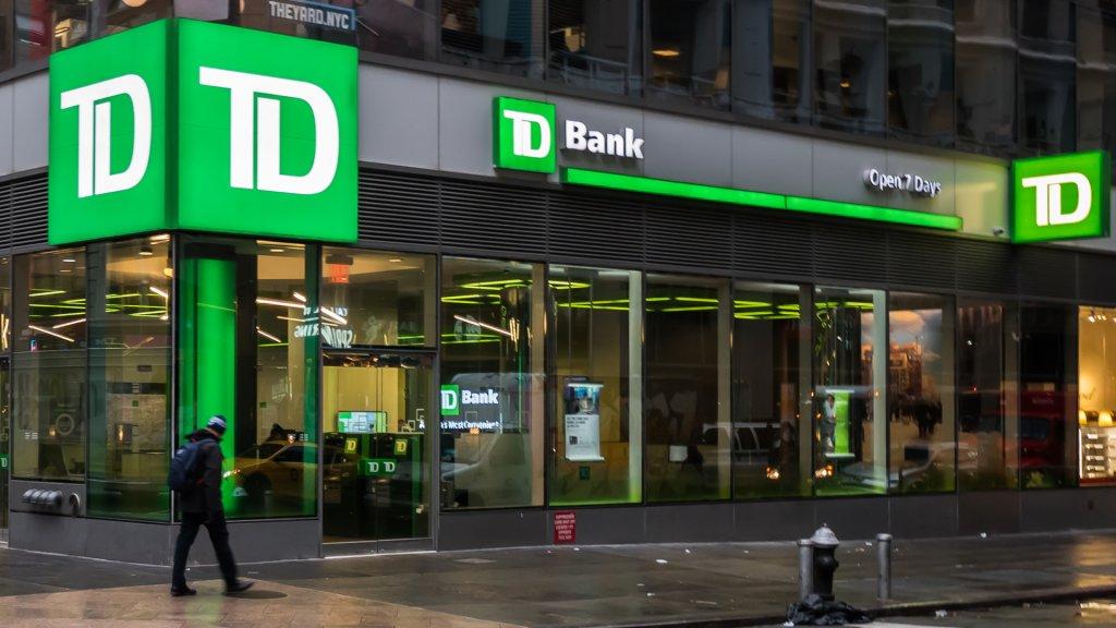 how to order checks td bank