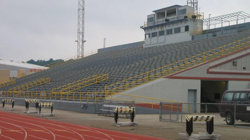 Welcome Stadium in Dayton Ohio