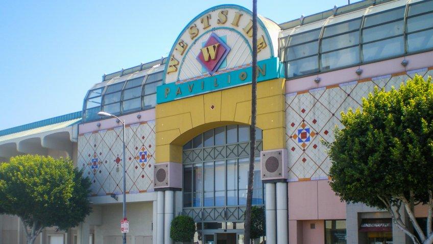 Westside Pavilion in Los Angeles, California.