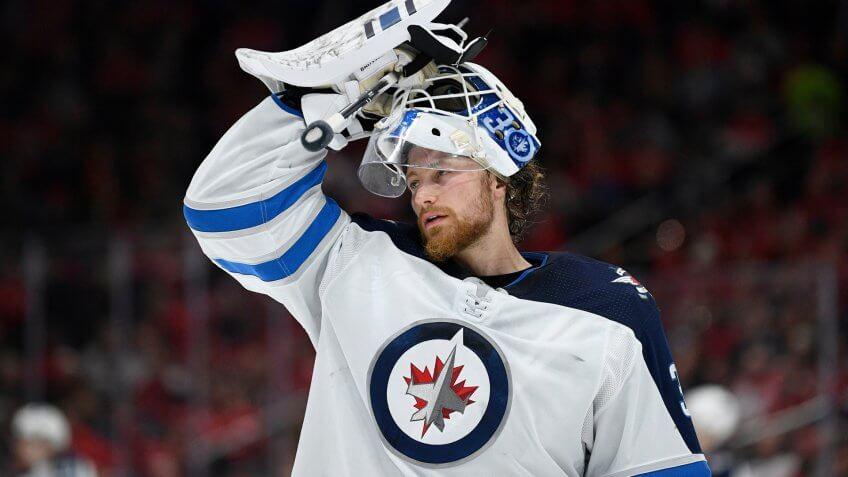 Laurent Brossoit, Winnipeg Jets