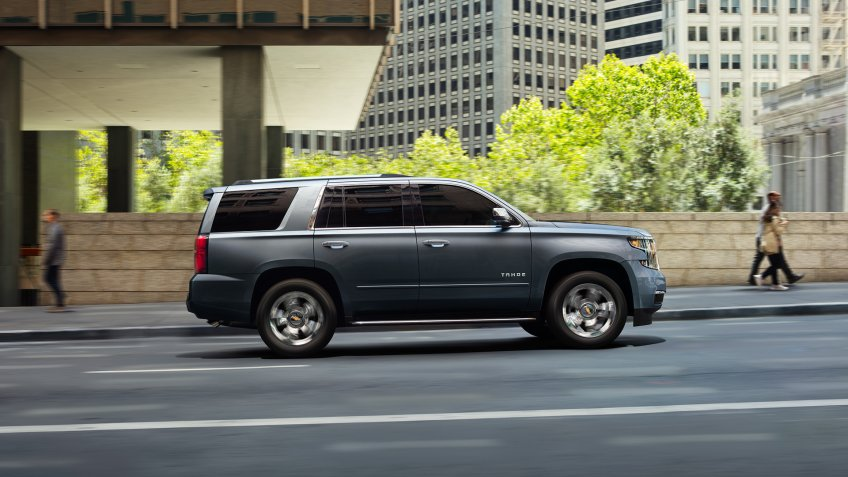 2020 Chevrolet Tahoe Premier Plus special edition.