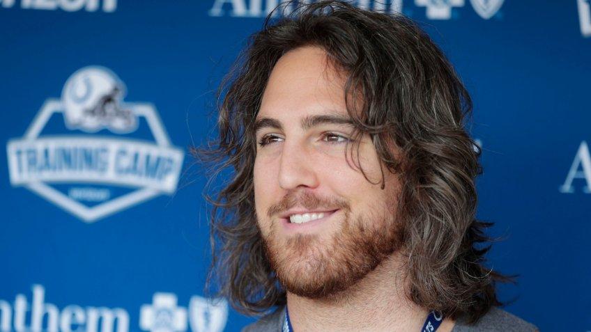 Anthony Castonzo, football, NFL