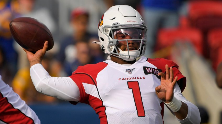 Arizona Cardinals, quarterback, Kyler Murray