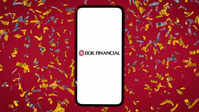 BOK Financial bank promotions