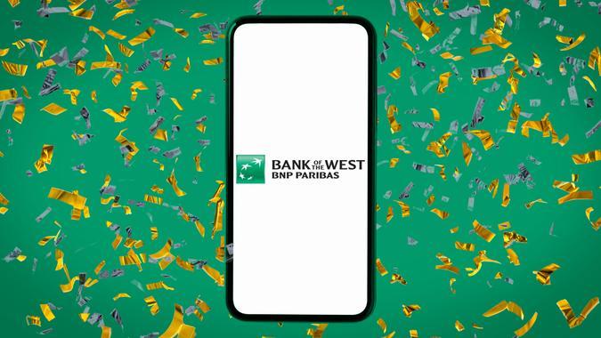 Bank of the West BNP Paribas promotion
