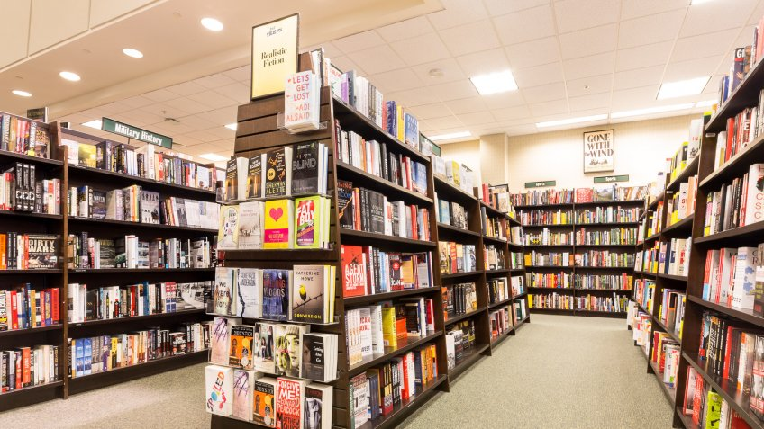 Barnes and Noble book store