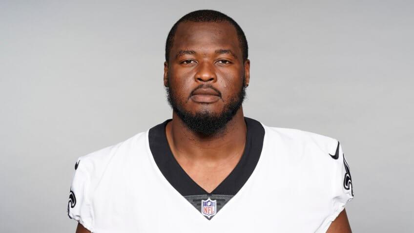 David Onyemata, football, NFL