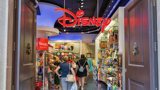 Disney stores