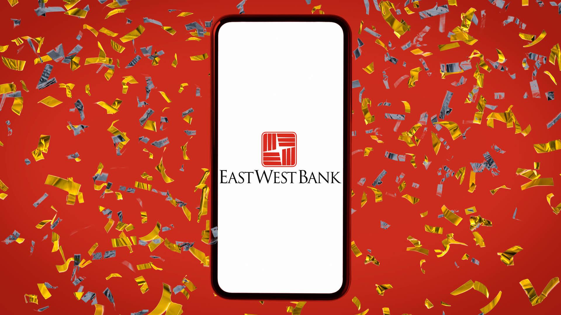 East West Bank promotion