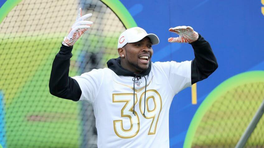 Eddie Jackson, football, NFL