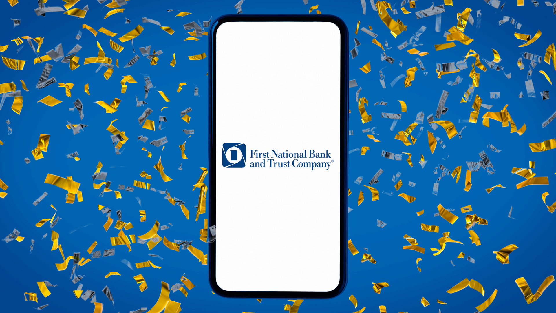 First National Bank and Trust Company promotions